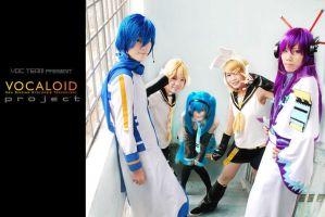 Vocaloid Project preview by Ryuuseiki