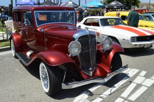 1932 Studebaker Rockne Sedan II by Brooklyn47