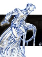 Iceman by AdamWithers