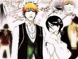 IchiRuki: I'll Protect You by ScreamxStrawberries