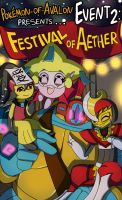 Event 2: Festival of Aether by Galactic-Rainbow