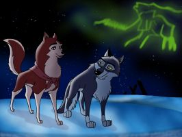 Balto: You don't have to be a hero by SkyfallerArt