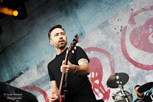 Rise Against @ Copenhell 2015 7 by annesneisen