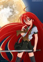 The Flame Haze Shana by J8d