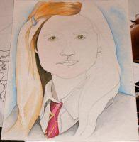Ginny Weasley WIP by Inquisitive-Soul