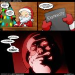 santa claus is coming to town by BetterWithYou