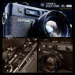 Yashica Electro 35 GT by BAproductions