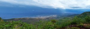Panoramic View From The Campsite by Analy-Aranda