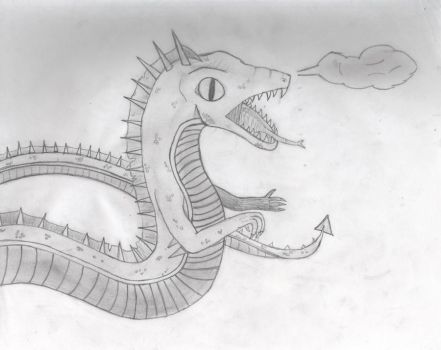 My Dragon by Draconian1305