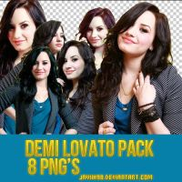 Demi lovato Pack Png by javiih98
