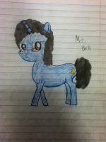 Mrs. Bell as a Pony~ (Teachers as Ponies #3) by Spirit-ual