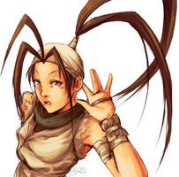 Ibuki by KAZECoyote