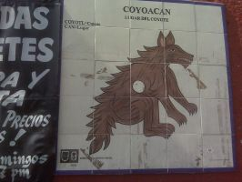 Coyoacan -  Coyote's Place by lunacarmin