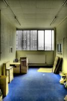 Abandoned Office by lorni3