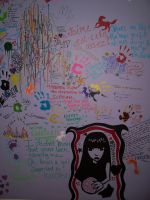 My wall - two by Esiuol-89