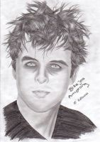 Billie Joe Armstrong by AngelAvril
