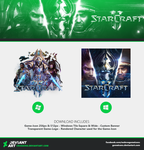 Starcraft II - Icon + Media by Crussong