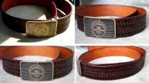 Mad Max Fury Road Belt by TimforShade