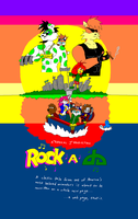 Rock-a-dA colored by j-rad306