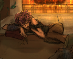 Tonks closeup- full view by Hillary-CW