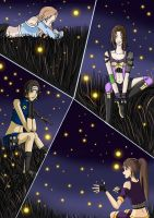 OCs: Fireflies by xCindyNyan