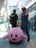 AX 2010: Super Mario Bros. by ShipperTrish
