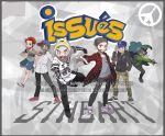 ISSUES Future Hearts Tour Pokemon Backdrop by shaolinfeilong