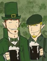 Who's Yer Paddy? by Lost-in-Legends