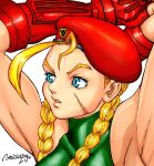 CHARACTER SELECT - CAMMY by viniciusmt2007
