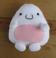 Strawberry Marshmallow Plush by Neoitvaluocsol