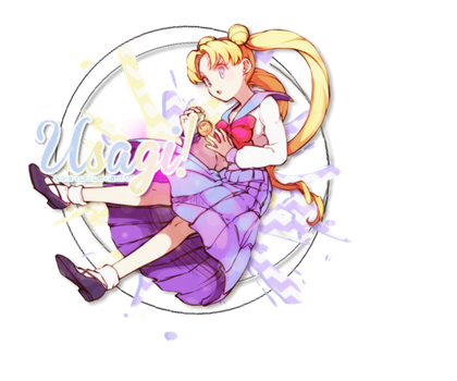Signature#4 Usagi! by Kora-Yuki