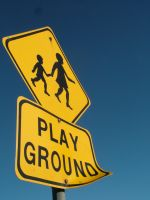 Play Ground by wazzasay