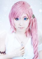 Serah from FF13 part 3 by mayuyu0405