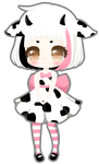 Miss Cow by Miielle