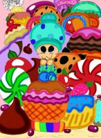 A Land Full of Sugary Goodness by TheRealPennyLane