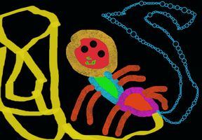 Anansi: The Weaver of Tales by Crossroadsghost