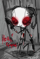 Hello, Friend. by Brainworms