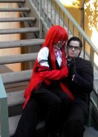 WillxGrell: Fatal Attraction by kay-sama