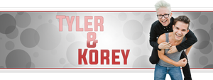 Tyler and Korey by J4MESG