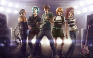 Scott Pilgrim by Maximal-Prime