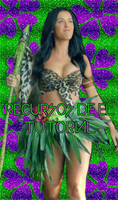 Recursos de el tutorial Portada Roar by ElectraHeartEdition