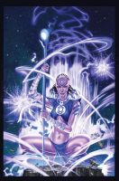 Ed Benes Indigo Lantern Paints by ToolKitten