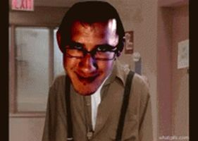 Gif: Markiplier's gonna watch you while your sleep by StoneHot316