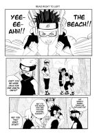 Summer Beach Mission: Go! Page 2 by BotanofSpiritWorld