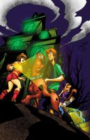 Scooby-Doo colors by TheNormal1