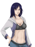 Hinata Fanart [Road To Ninja]_Remake by xXNessiXx