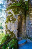Sintra Tower Stock by little-spacey