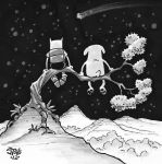 Adventure Time With Finn and Jake by Steevcomix