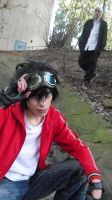 air gear cosplay 14 by sato92