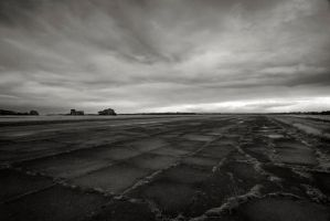 Abandoned airfield. by eternumviti
